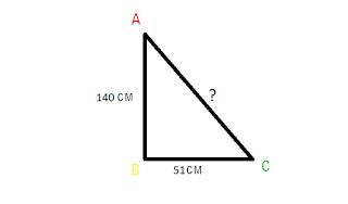 Contoh Soal Teorema Pythagoras no 17
