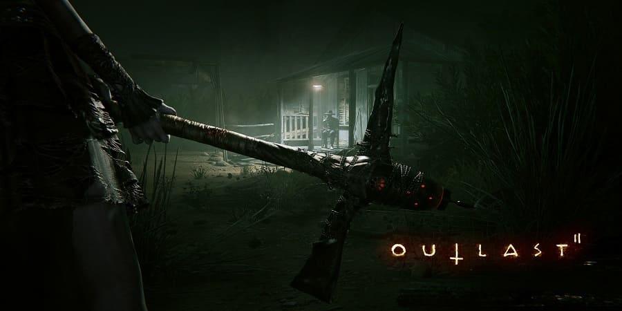 Jogo Outlast 2  Torrent