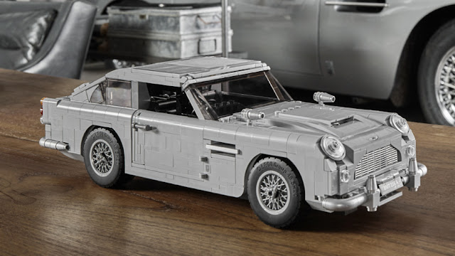 lego aston martin db5 kit