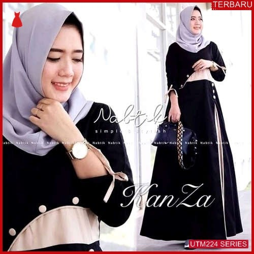 UTM224K71 Baju Kanza Muslim Dress UTM224K71 0E0 | Terbaru BMGShop