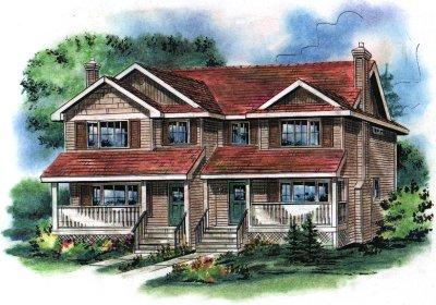 Contoh beberapa gambar detail desain dan tipe rumah rumah