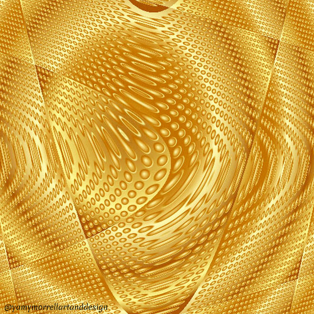 golden-art-print-texture-metallic-by-yamy-morrell