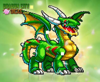 Dragão Alta Resolução Nobre - Novo Heroico!