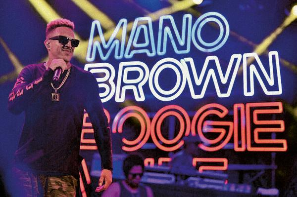 "O álbum ""Boogie Naipe"" do Mano Brown, é indicado ao Grammy Latino"