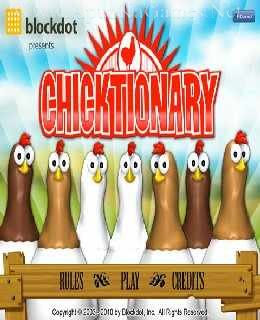 Chicktionary Download