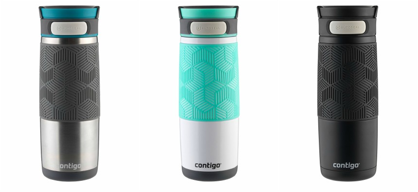 Contigo Autoseal Stainless Steel Travel Mugs for only $14 (reg $25)