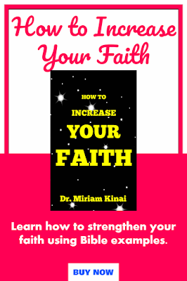 How to Increase Your Faith is a Christian book for women from a Christian affiliate program for Christian bloggers.