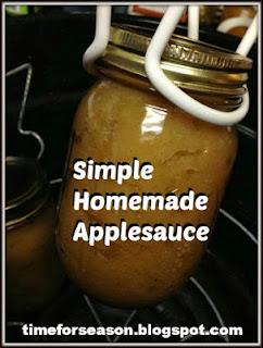 http://www.atimeforseasons.net/2013/10/simple-homemade-applesauce.html