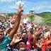 Neste sábado (24), Hélio dos Terrenos, participou de um Porta a Porta, em Vila Nova.
