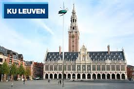 KU Leuven Full-Time PhD Scholarship