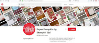 Stampin'UP!'s (Paper Pumpkin) Monthly Craft Kit Pinterest Boards