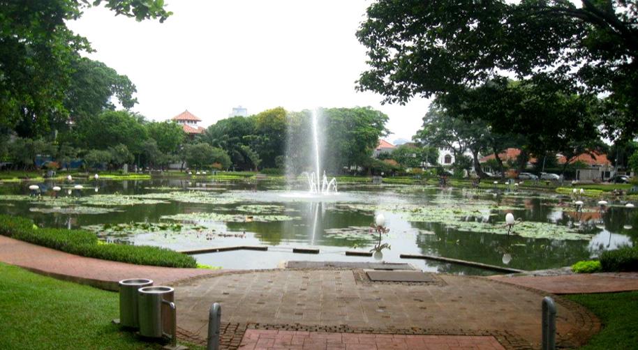 Taman Situ Lembang Kesejukan Alami di Tengah Jantung Kota Jakarta