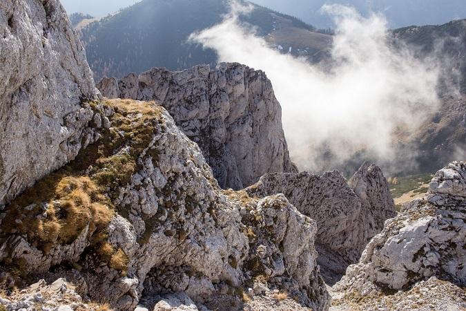 Wandern Hochsteiermark | Von der Laufstraße am Präbichl zum Gipfel des Hochturm (1)