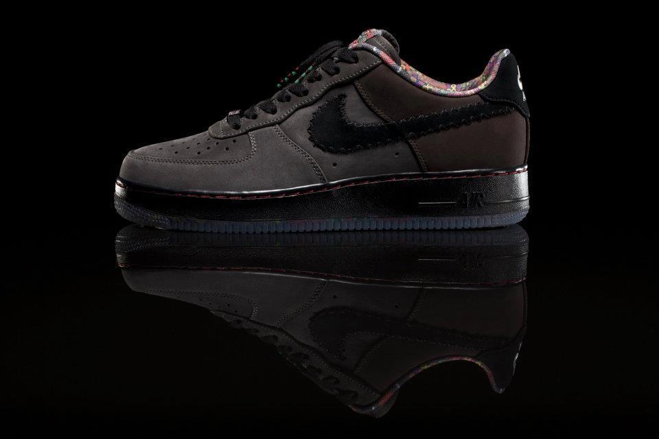 7aa9d2f6de4 HOMEGROWN  Black History Month - Nike Air Max 1 e Air Force 1