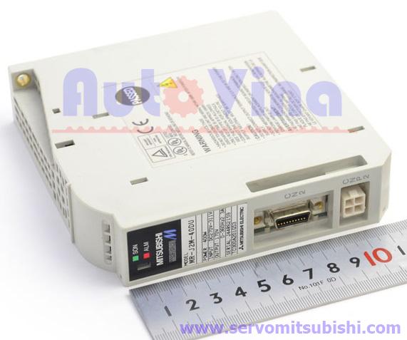 Đại lý bán bộ điều khiển động cơ Servo Amplifier MR-J2M-40DU 400W