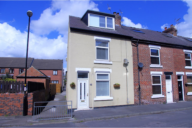 Harrogate Property News - 3 bed end terrace house for sale South Beech Avenue, Harrogate HG2