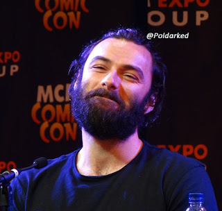 Aidan Turner, MCM Comic Con