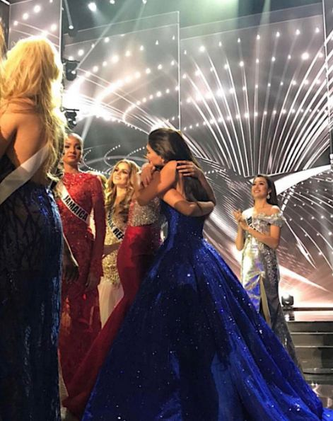 What Did Pia Tell Maxine As She Gave Her a Comforting Hug After the Miss Universe Coronation Night? Find out Here!