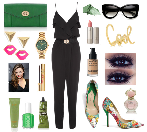 How to Wear Jumpsuits and Playsuits
