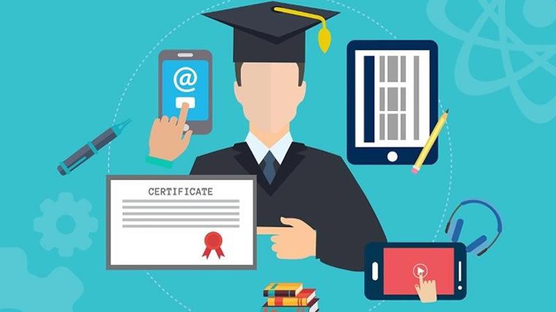 Cursos online com certificado para imprimir