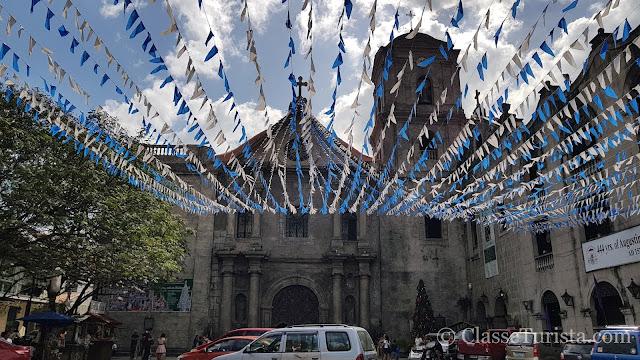 San Augustin Church, Intramuros, Manila