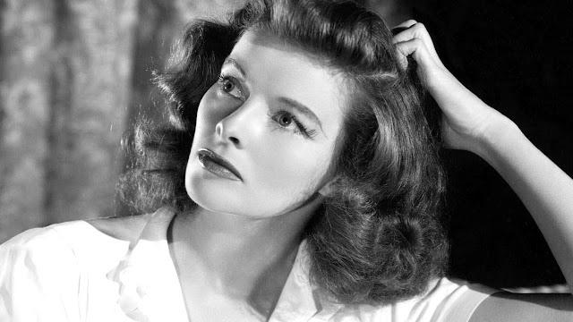 Nữ diễn viên huyền thoại Katharine Hepburn