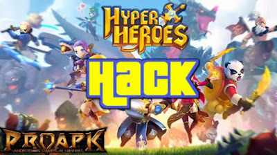 Hyper Heroes MOD Much Damage Download For Android