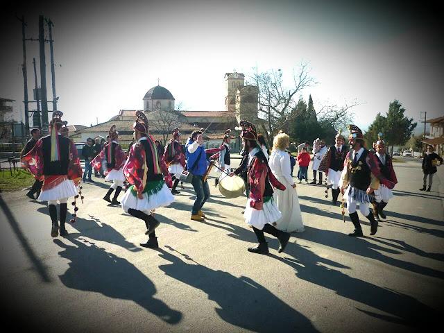 Το έθιμο των Μωμόγερων στα Ποντιακά χωριά της Κοζάνης και η αναγνώριση από την Unesco