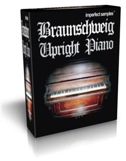 Imperfect Samples - Braunschweig Upright Piano Pro [TEAM