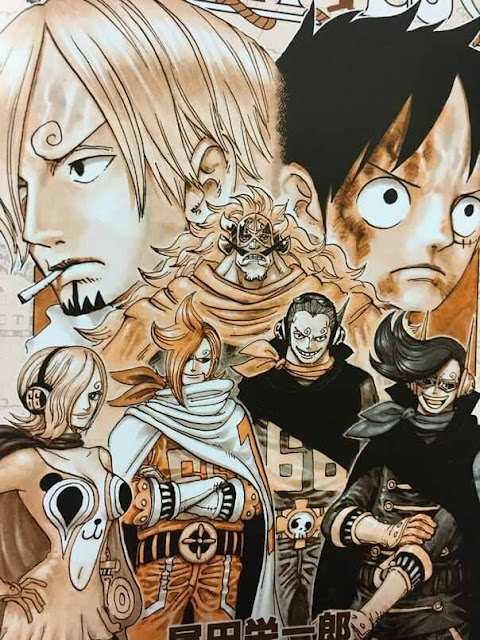 SBS One Piece Volume 84 Bahasa Indonesia - SBS One Piece Indonesia