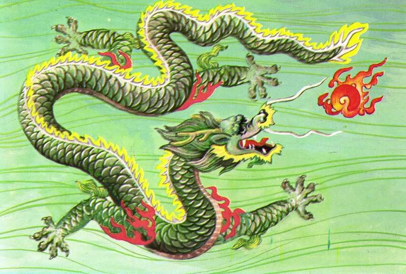 Vietnamese Dragon: History Of World: HISTORY OF DRAGONs