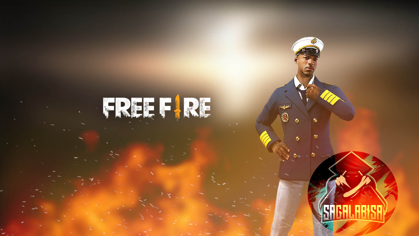 Wallpaper Free Fire Ford Sagalabisa