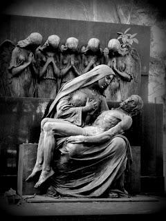 Jazigo da Família Emílio Franchini no Cemitério da Consolação - São Paulo
