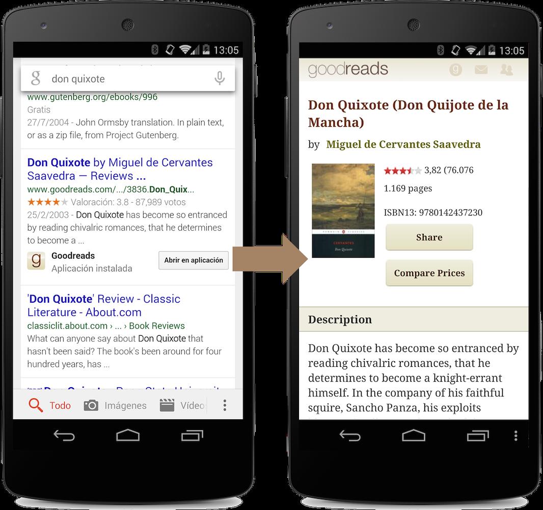 Official Google Webmaster Central Blog: App Indexing updates