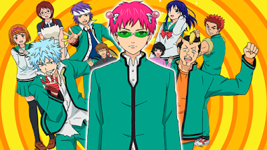 SAIKI KUSUO NO PSI NAN (TV) 25/25 [Sub-Español][MEGA][HD]
