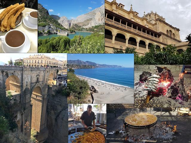 foto's en reisverslag Andalusie