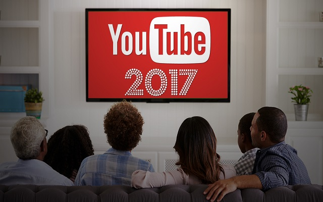 أكثر 10 فيديوهات مشاهدة على اليوتيوب سنة 2017
