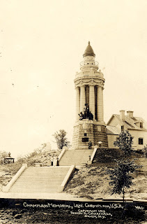 Tom Hughes: The Champlain Memorial Lighthouse Centennial