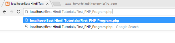 Running-PHP-Program-5