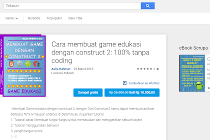 Ebook How To Make Education Game With Construct 2