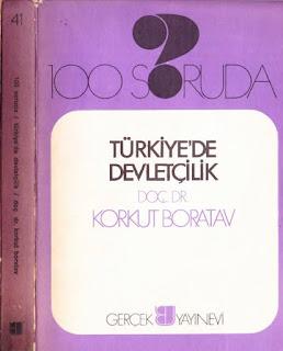 Korkut Boratav - 100 Soruda - Türkiye'de Devletçilik