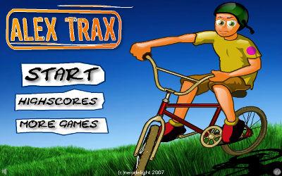 Alex Trax - Jeu de Sport sur PC