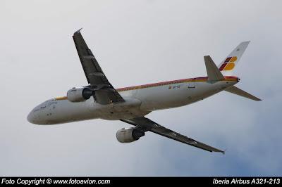 Airbus A321 Ciudad de Sigüenza