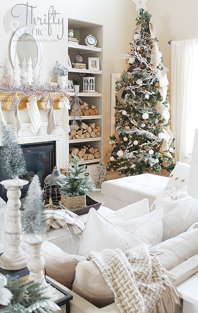 http://www.thriftyandchic.com/2016/12/christmas-living-room-and-dining-room.html