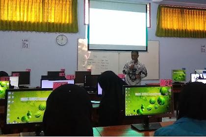 Materi ON hari ke-2 dan Hasil Karya ON Hari ke-1 Peserta PIT6 TP2G PGRI  Lumajang