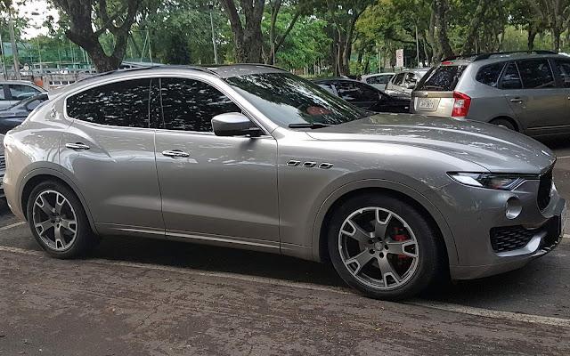 Maserati Levante - Brasil