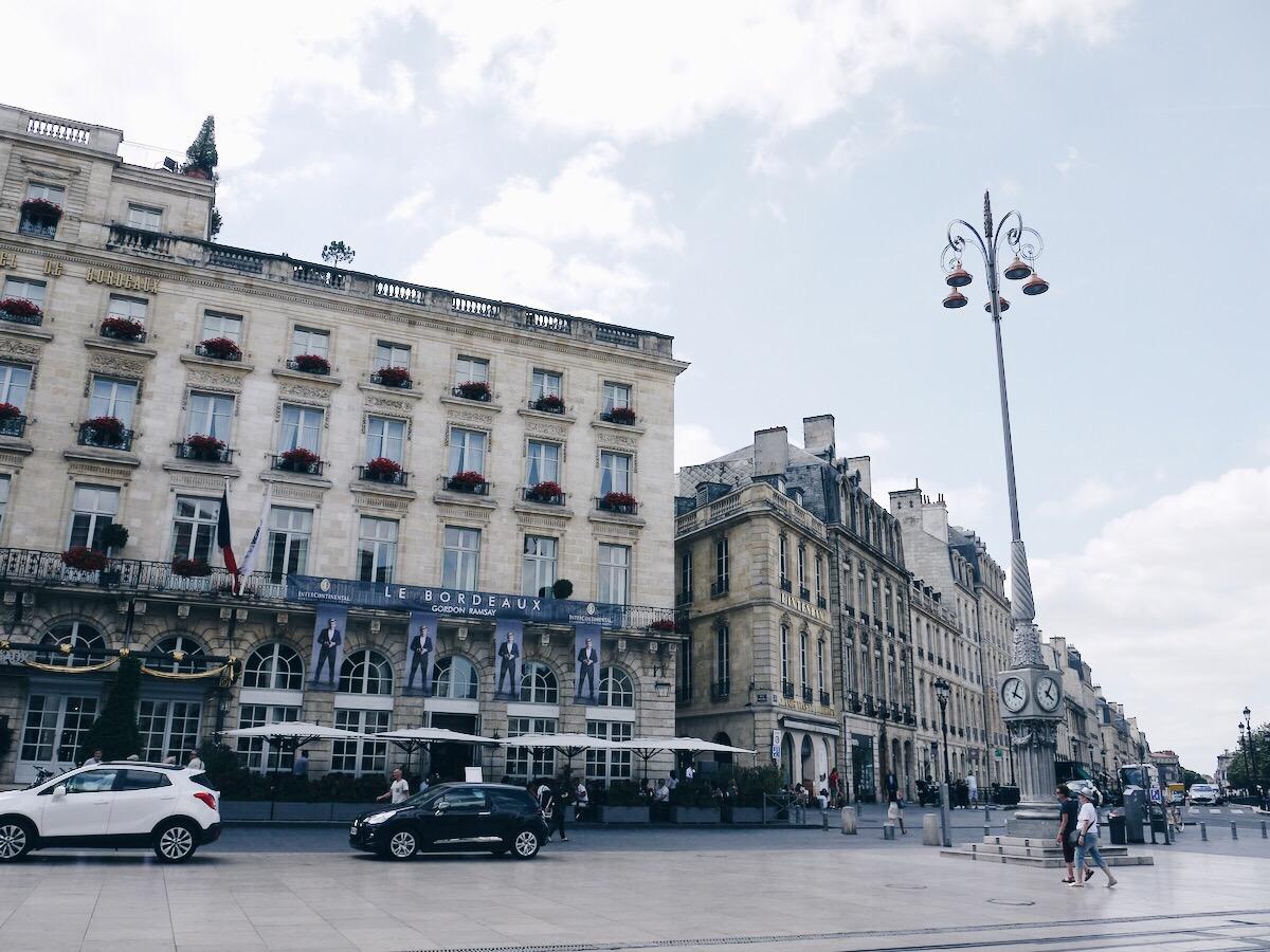 Bordeaux Sightseeing - Tipps für die Reise.