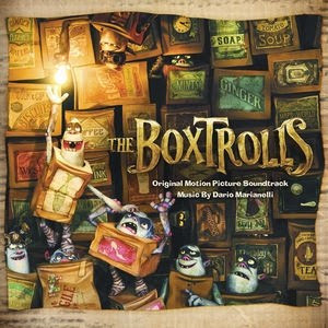 The Boxtrolls Nummer - The Boxtrolls Muziek - The Boxtrolls Soundtrack - The Boxtrolls Filmscore