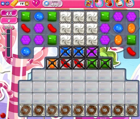 Candy Crush Saga 496