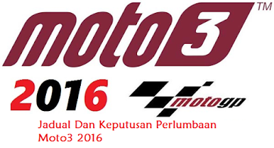 Keputusan Moto3 2016